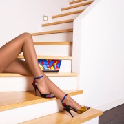 Kate Multi - legs - Super hero clutch