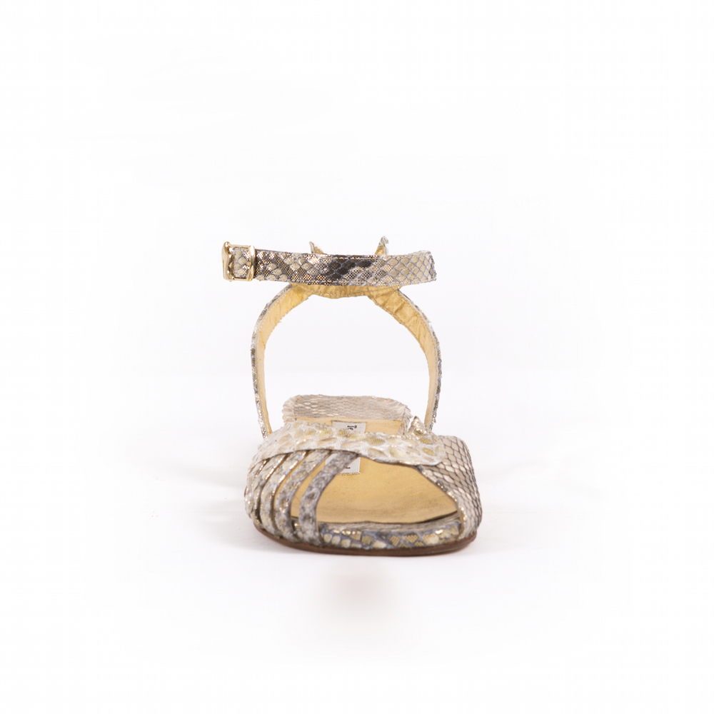 Kitty Margaux Python Gold Terry de Havilland 3