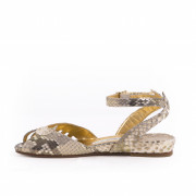 Kitty Margaux Python Gold Terry de Havilland 5