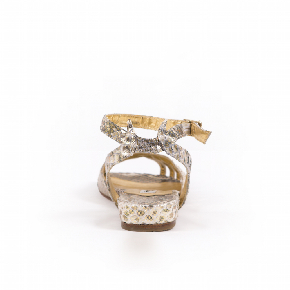 Kitty Margaux Python Gold Terry de Havilland 6