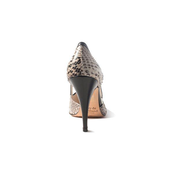 Mandi Natural Stiletto Heel 5