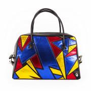 Terry De Havilland Zia Shopper Bag Black Multi 1
