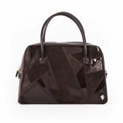 Terry De Havilland Zia Shopper Bag Brown 1