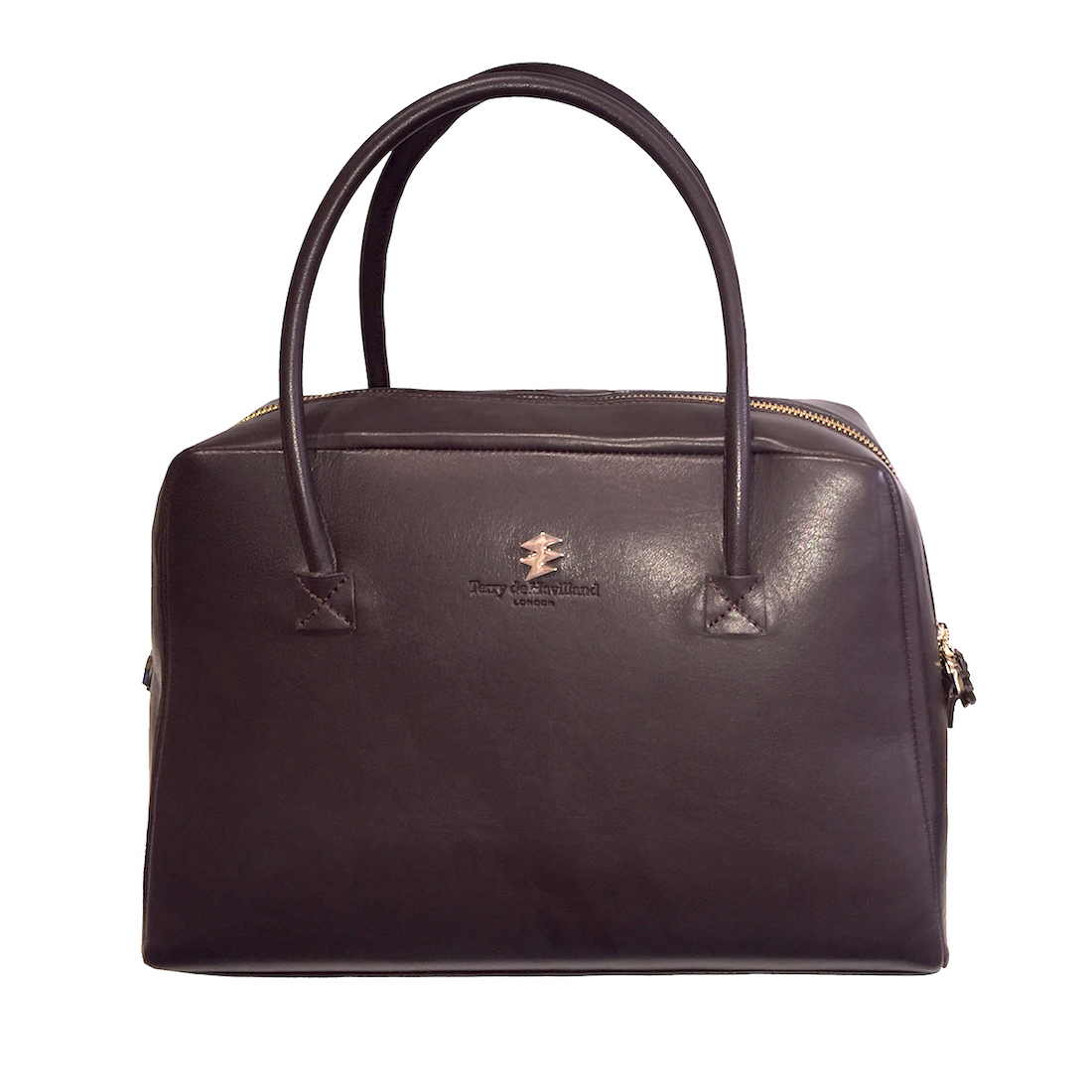 Zia Shopper Brown Terry de Havilland Bag 2
