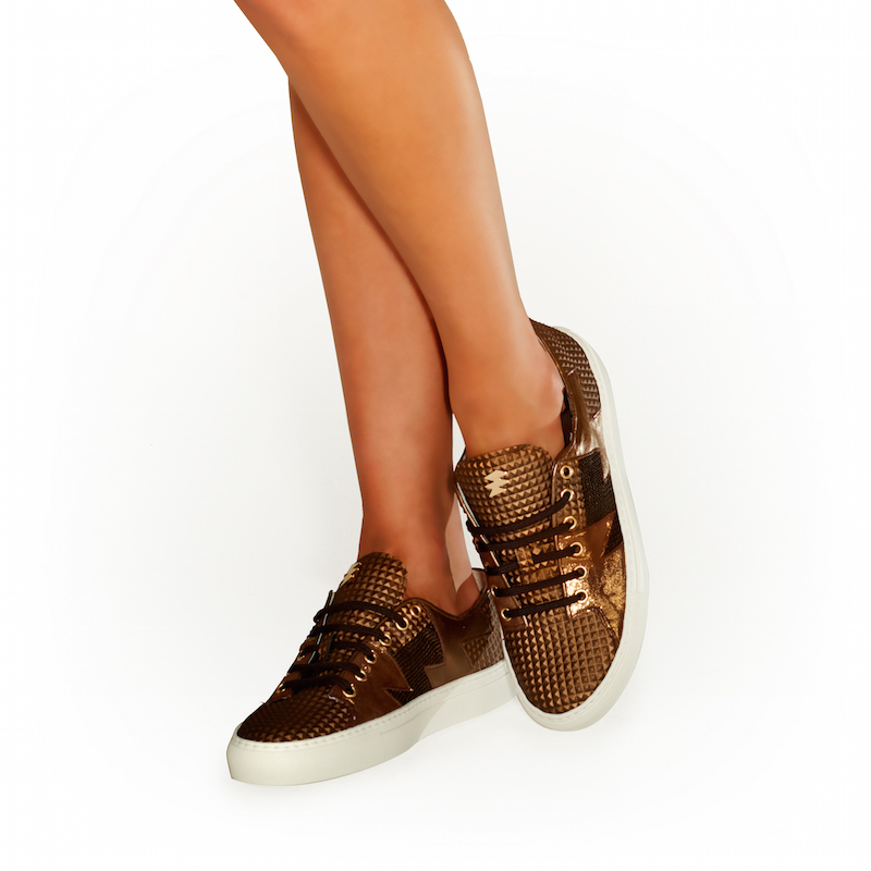 Bronze Trainer Low Product Image