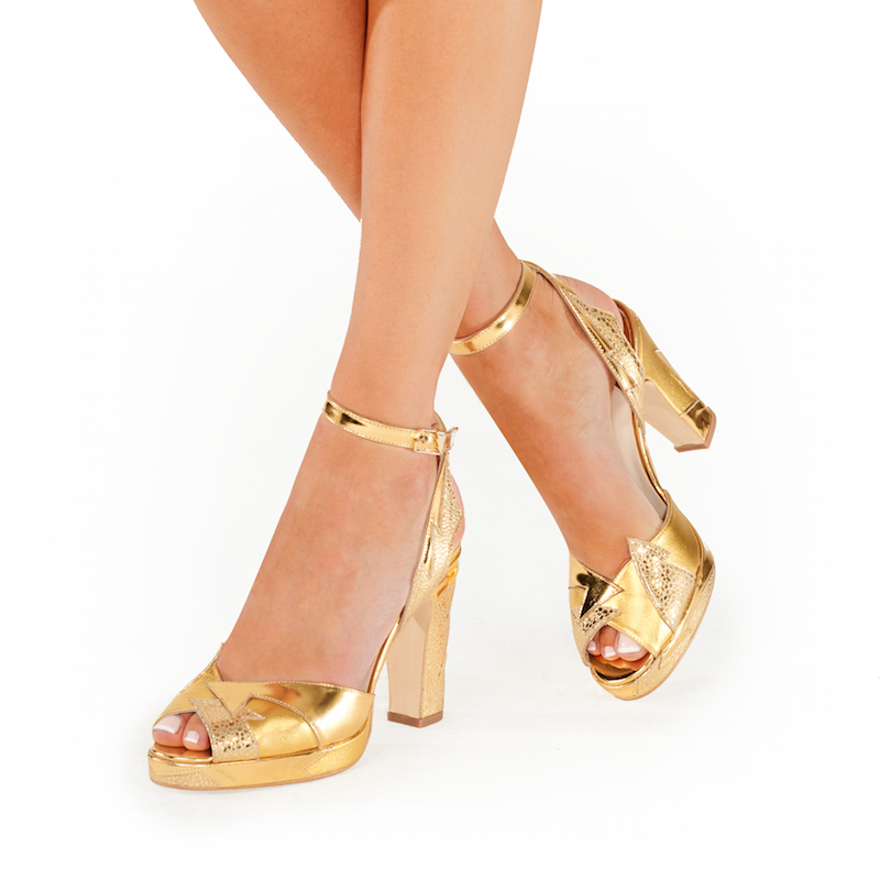 Zia Gold Product Image
