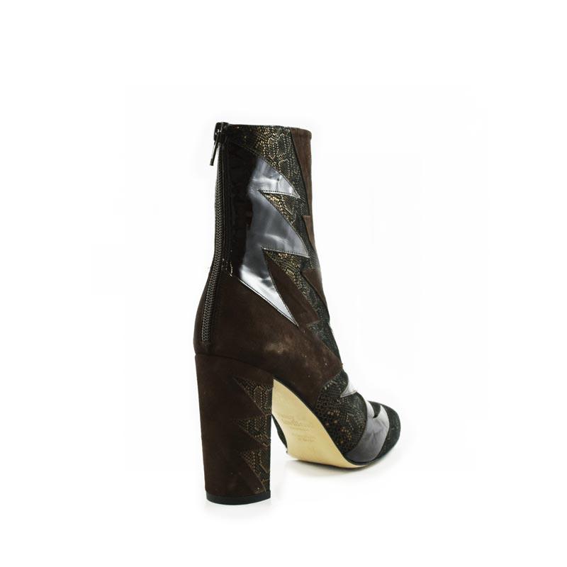 Java bronze shard boot 7