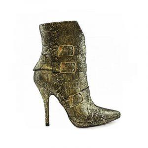 Victoria gold mamba boot