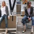 Blogger Le Blonde Fox features Shard Boots