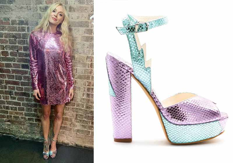 Available In Oxford Street Selfridges Department London Are Exclusive Terry De Havilland Shoes Fearne Cotton